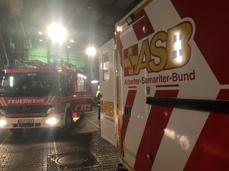 Einsatzübung-ASB-Muenchen-Feuerwehr